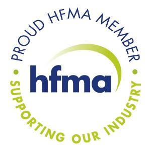 HFMA member badge